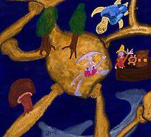 Inside the Neuroworld by Flowerbird8