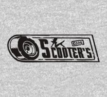 Scooter's Workshop Kids Tee
