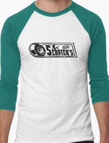 Scooter's Workshop Men's Baseball ¾ T-Shirt