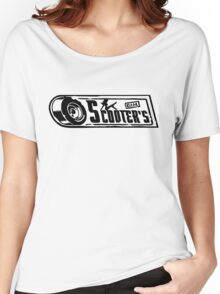 Scooter's Workshop Women's Relaxed Fit T-Shirt
