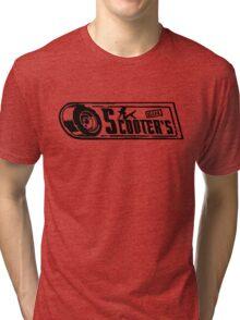 Scooter's Workshop Tri-blend T-Shirt