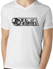 Scooter's Workshop Mens V-Neck T-Shirt