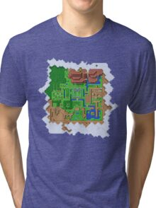 Realms of Hyrule Tri-blend T-Shirt