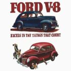 Ford V8-1 by Mike Pesseackey (crimsontideguy)