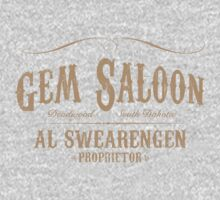 Gem Saloon vintage One Piece - Long Sleeve