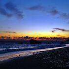 Aphrodite's Sunset by Aj Finan