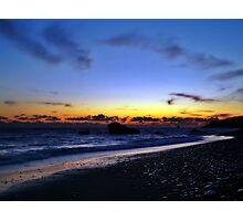Aphrodite's Sunset Photographic Print