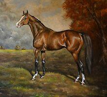 horse by Birgit Schnapp
