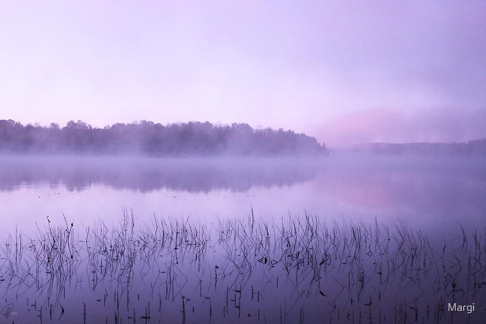 Muskoka Morning by Margi
