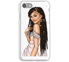 Zendaya Barbie doll iPhone Case/Skin