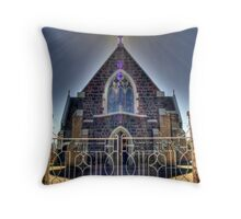 Saint Patrick's- Boorowa Throw Pillow