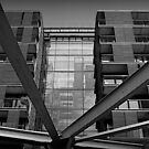 Structure in B&W by christophm