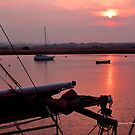 Topsham Evening by Charmiene Maxwell-batten