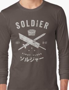 SOLDIER Long Sleeve T-Shirt