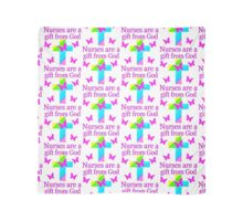 LOVELY NURSES ARE A GIFT FROM GOD DESIGN Scarf