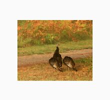 Wild Turkeys Unisex T-Shirt