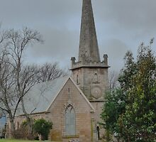 St Andrews, Campbelltown Tasmania by Elisabeth  Cannell