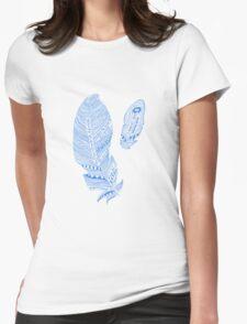 Wingardium Leviosa Womens Fitted T-Shirt