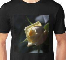 Yellow Rose Bud Unisex T-Shirt