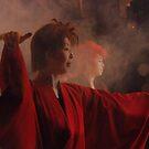 At  stage  ,   OSAKA    JAPAN by yoshiaki nagashima