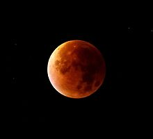 Supermoon Eclipse. Sept 2015. by jboffinphoto
