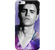 Paul Wesley / Space Shirt  iPhone Case/Skin
