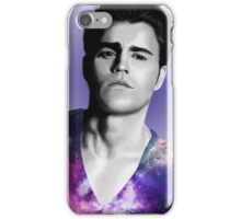 Paul Wesley / Space Shirt  iPhone Case/Skin