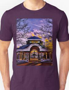 Noddle's Island Pavilion, East Boston  Unisex T-Shirt