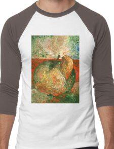 Apple. Men's Baseball ¾ T-Shirt