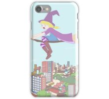 The Friendly Witch iPhone Case/Skin
