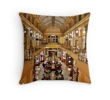 Adelaide Arcade 2 Throw Pillow