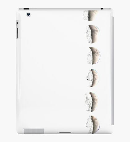 Exploding Moons iPad Case/Skin