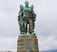 """Commando Memorial"" by peaky40"