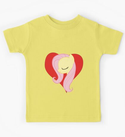 I have a crush on... Fluttershy Kids Clothes
