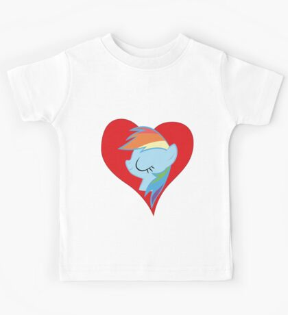 I have a crush on... Rainbow Dash Kids Clothes