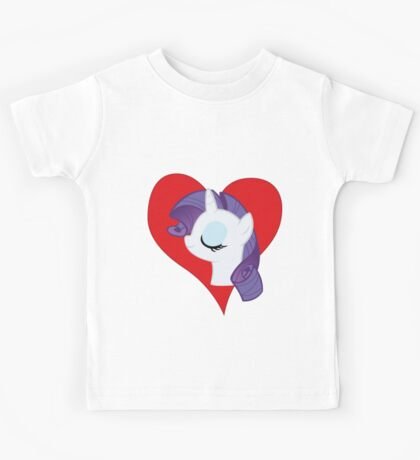 I have a crush on... Rarity Kids Clothes