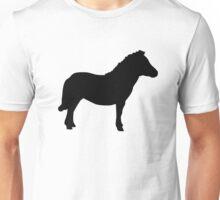 Shetland Miniature Pony Unisex T-Shirt