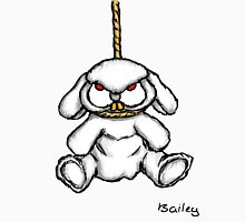 The Suicidal Bunny Collection: Ghost Bunny Unisex T-Shirt