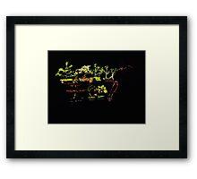 Potensai Framed Print
