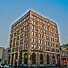 First National Bank Building by Lenny La Rue, IPA