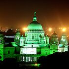 Victoria Memorial - Splash of Joy by Vivek George Koshy