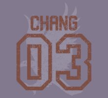 Chang Quidditch Jersey Kids Clothes