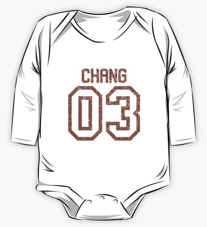 Chang Quidditch Jersey One Piece - Long Sleeve