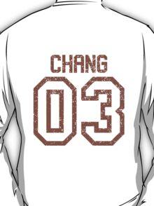 Chang Quidditch Jersey T-Shirt