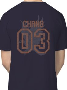 Chang Quidditch Jersey Classic T-Shirt