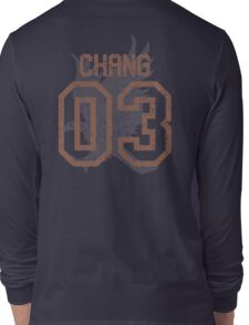 Chang Quidditch Jersey Long Sleeve T-Shirt