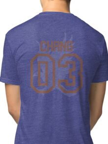 Chang Quidditch Jersey Tri-blend T-Shirt