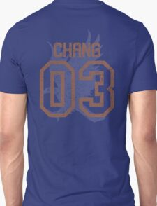 Chang Quidditch Jersey T-Shirt