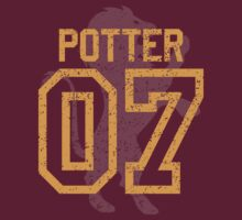 Potter Quidditch Jersey by jcthomason