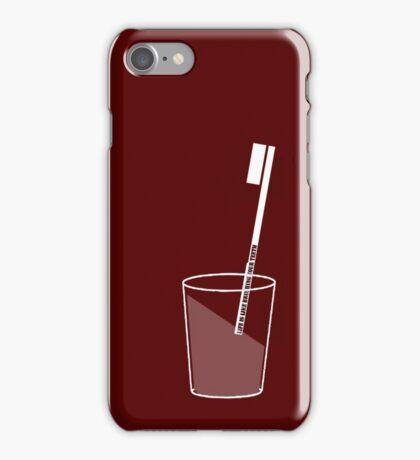 Toothbrush  iPhone Case/Skin